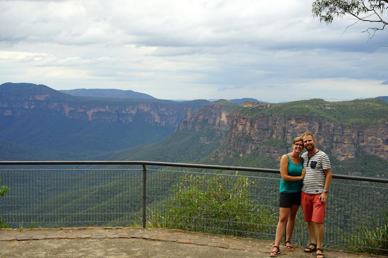 Blue Mountains, Australië