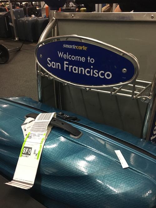 San Francisco | Ik ben er …