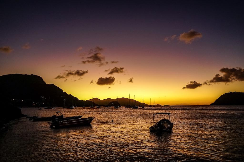 Guadeloupe   Rustig aan