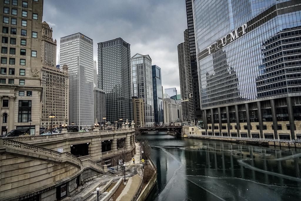 Chicago   Downtown en Logan Square