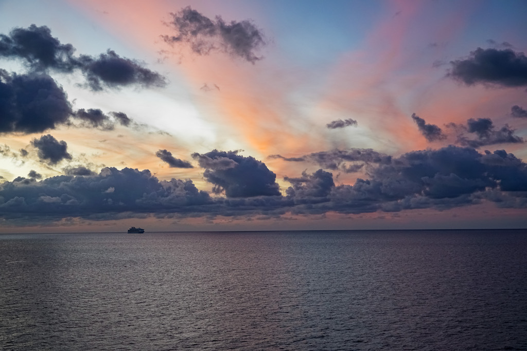 Cruise Pauze | Dag drie van de vrijwillige cruise pause