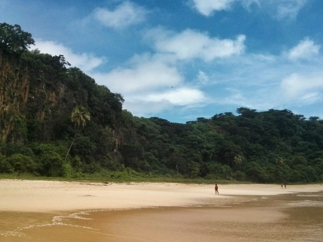Fernando de Noronha - Praia do Sancho