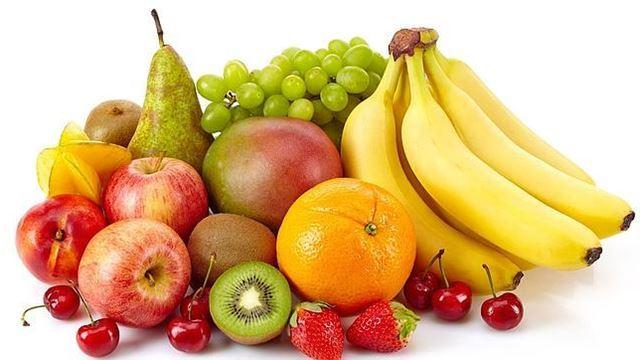 Frutas y verduras para la belleza