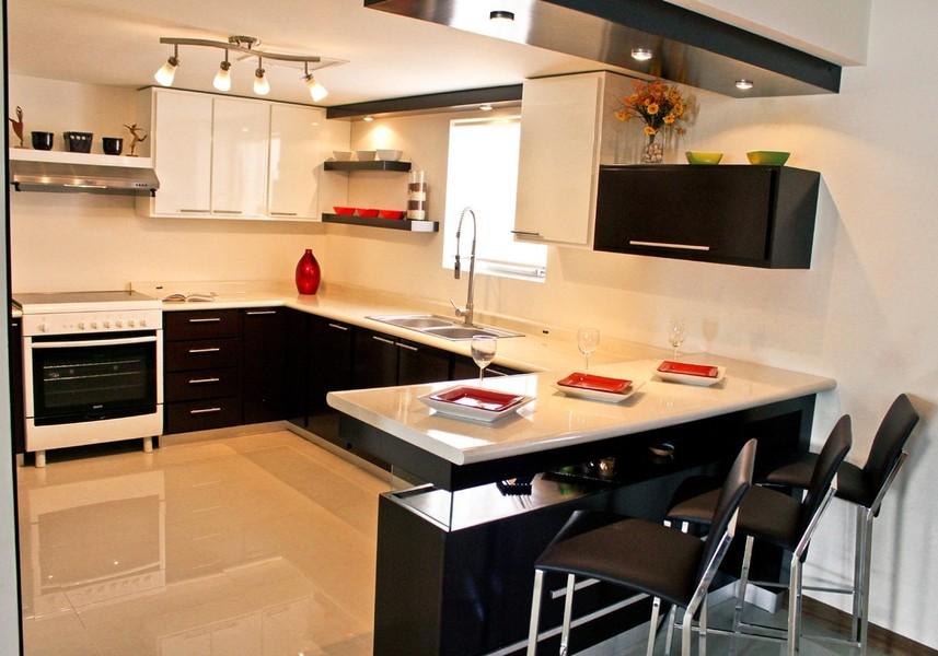 Decoracin de interiores cocinas perfect cocina de diseo d for Interiores de cocinas
