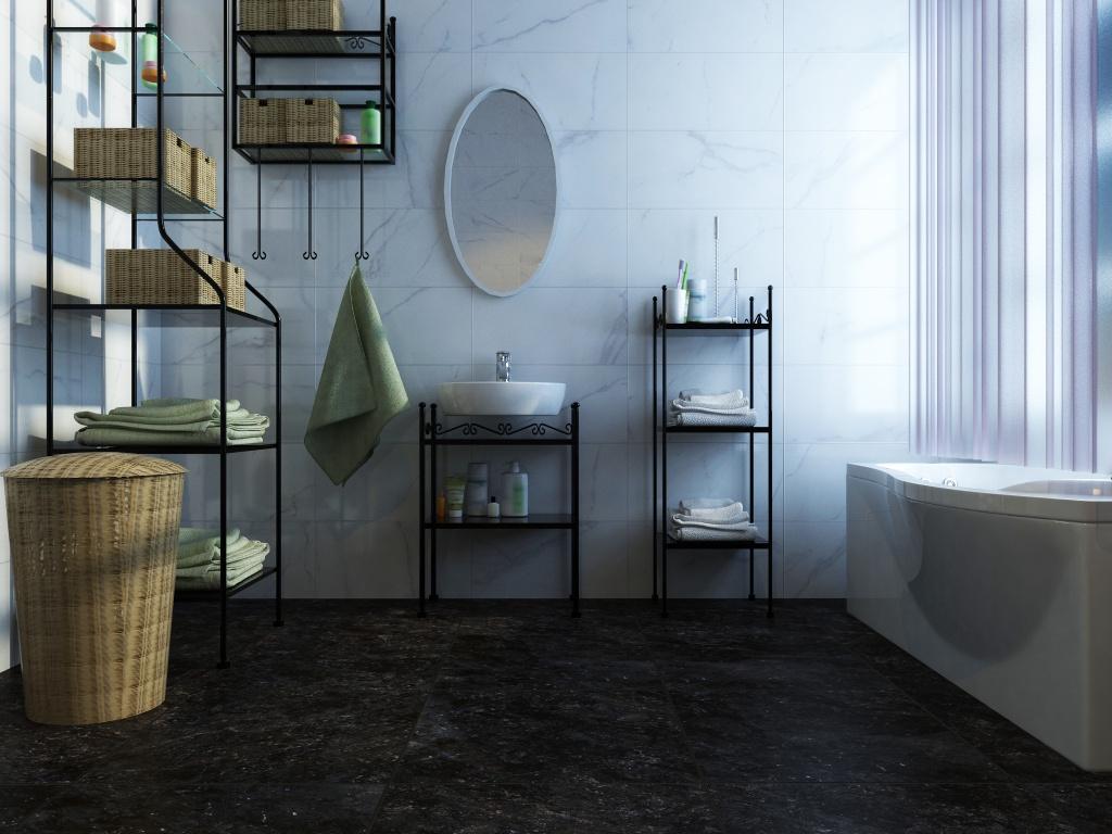 Cómo elegir piso para la cocina y el baño - Mujer de 10