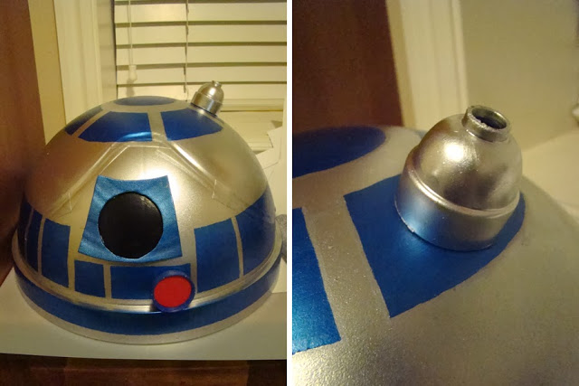 r2d2 completed lid