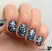 Glass nail art, la nueva tendencia en uas - Mujer de 10