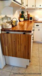 10 barras de cocina pequeñas ideales para tu departamento