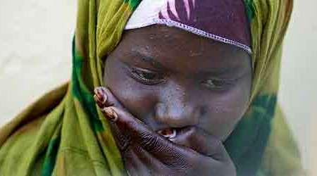 Mujer Somalí