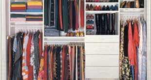 4 pasos para reorganizar tu guardarropa