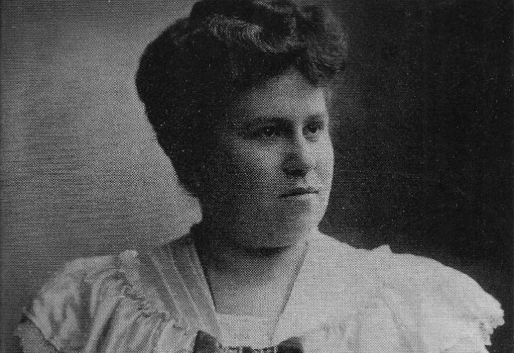 Julieta Lanteri (1873-1932) FOTO: CEDOC