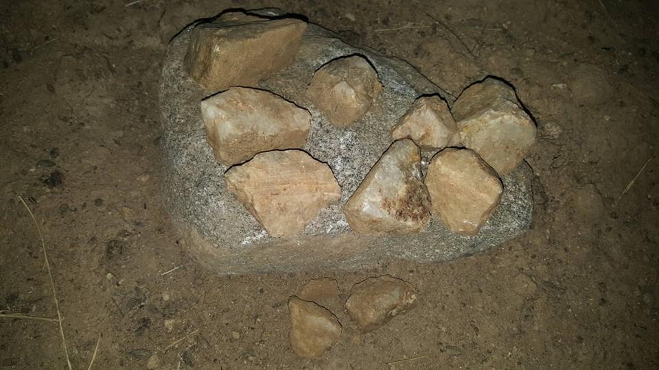 Rocas de cuarzo Toledano