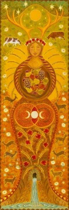 diosa lammas