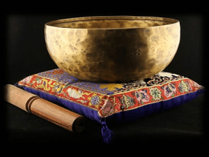 Cuenco tibetano Nada Yoga