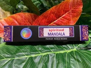 Incienso Espiritual Mandala