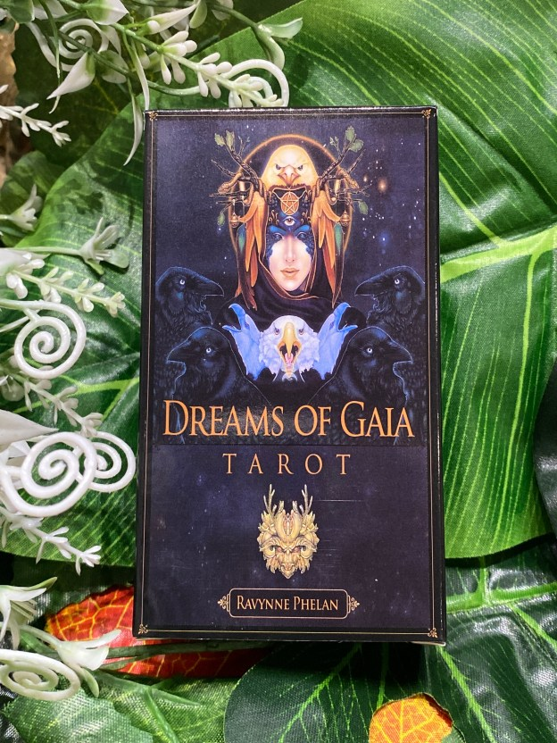 Tarot Sueños de Gaia