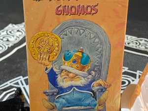 Tarot de los Gnomos