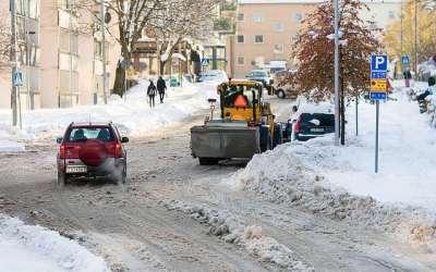 10 consejos para viajar en coche con nieve