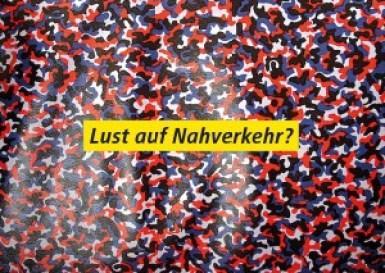 """Postkarten der Imagekampagne """"Weil wir dich lieben"""""""