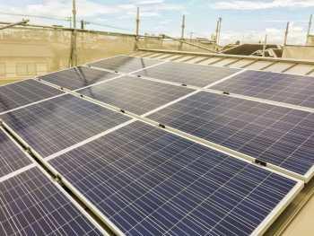 太陽光発電設置工事 加古川市 施工完了