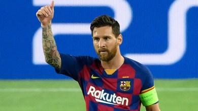 """Photo of Messi enterra machado de guerra: pede """"união"""" e diz que """"o melhor está por vir"""" e que """"o compromisso com a camisola e símbolo é total"""""""
