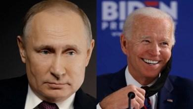 Photo of Putin felicita Joe Biden por vitória presidencial