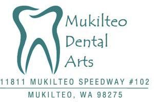 mukilteo dental arts logo