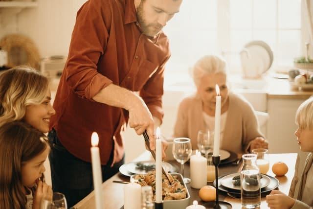 Thanksgiving food alternatives, thanksgiving food