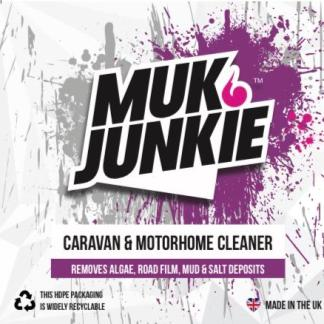 Caravan and Motorhome Cleaner