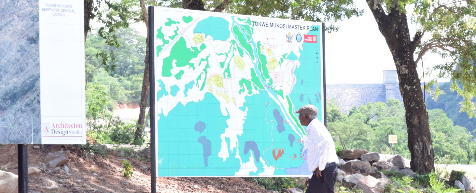 Tokwe Mukosi Lake Master Plan