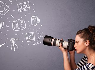 写真・動画撮影イメージ画像