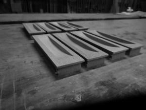 引き違い戸の腰板