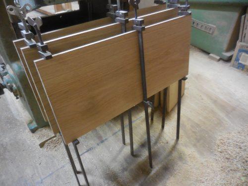 キッチンボード 引き戸