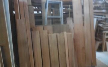 キッチンボード 木取り