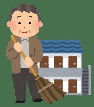 アパート賃貸業