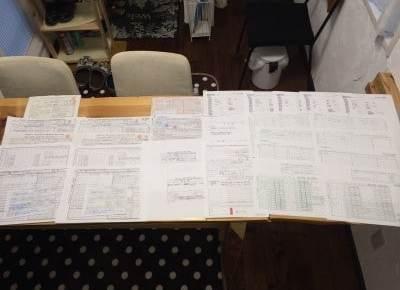 年末調整,確定申告の各書類