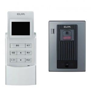 ユピテル製 モニター付インターホン