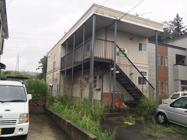 青森市幸畑収益物件(売りアパート)