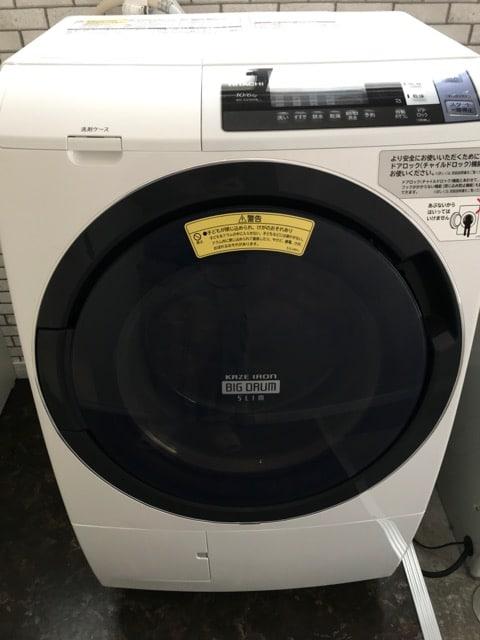 ドラム式乾燥洗濯機2