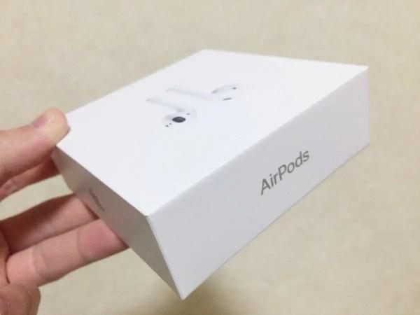 airpodsの写真