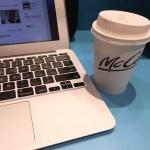 マクドナルドのコーヒー無料キャンペーン中!
