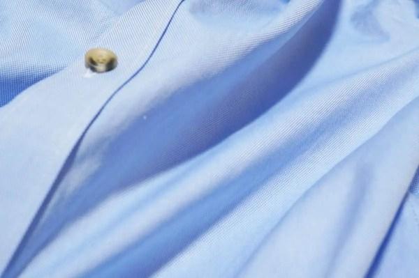 Sax Royal Oxfordの青シャツ