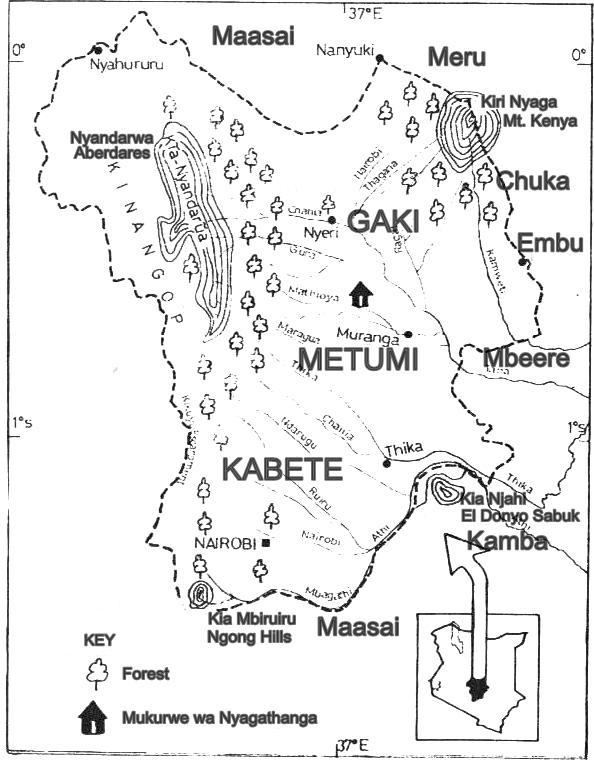 Gikuyu Origins
