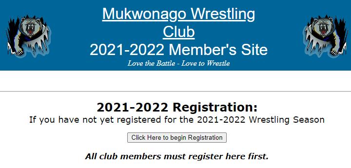 2021/22 Registration Is OPEN