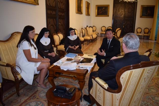 Reunión Obispo