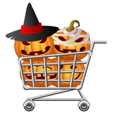 comercio halloween