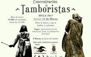 concentración tamborista 11 marzo 2017