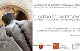 EXPO EL CIGARRALEJO EL LATIDO DE LAS PIEDRAS 27092018