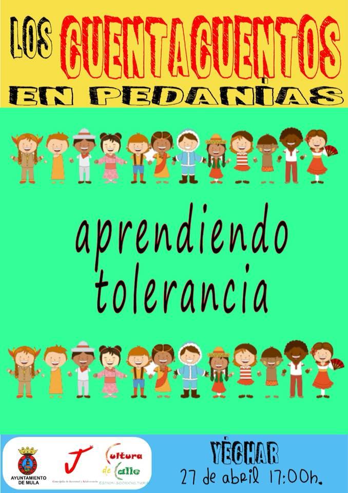 aprendiendo tolerancia yéchar
