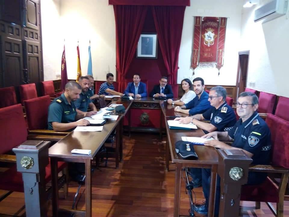 Junta Local Seguridad Septiembre 2019